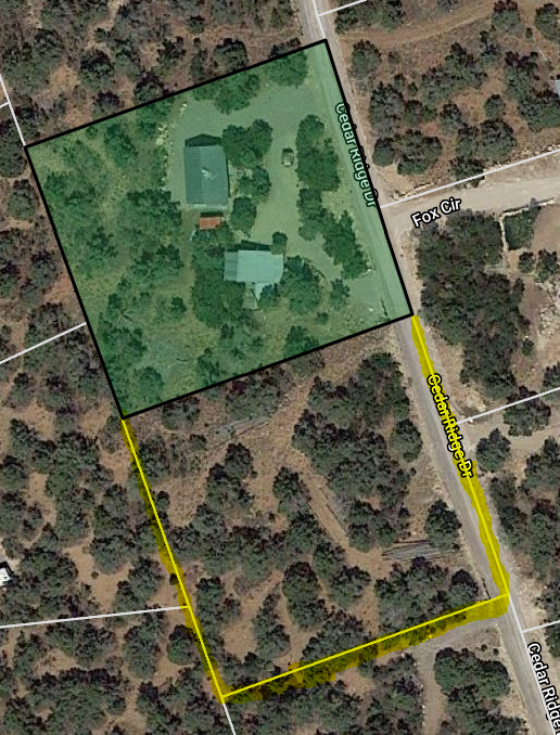 2 Yr-Round SMR 1 acre Lots with power, water, septic and 2 nice 5th-wheel Trailers.