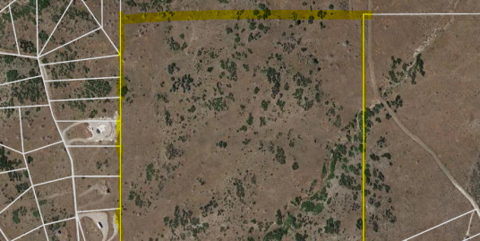 41.3 Acres in North Sanpete County