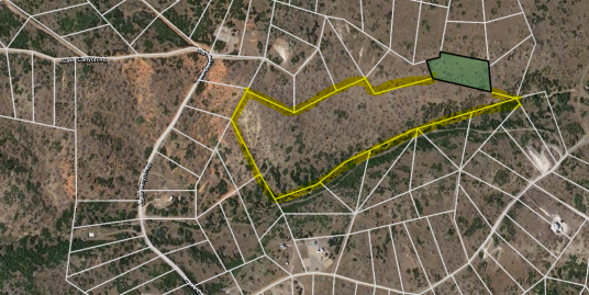 11.57 acres in Indian Ridge for only $45,000