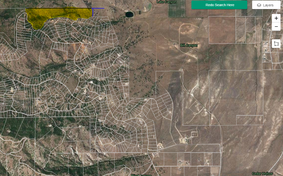 52.5 Acres North of Indian Ridge in Sanpete County