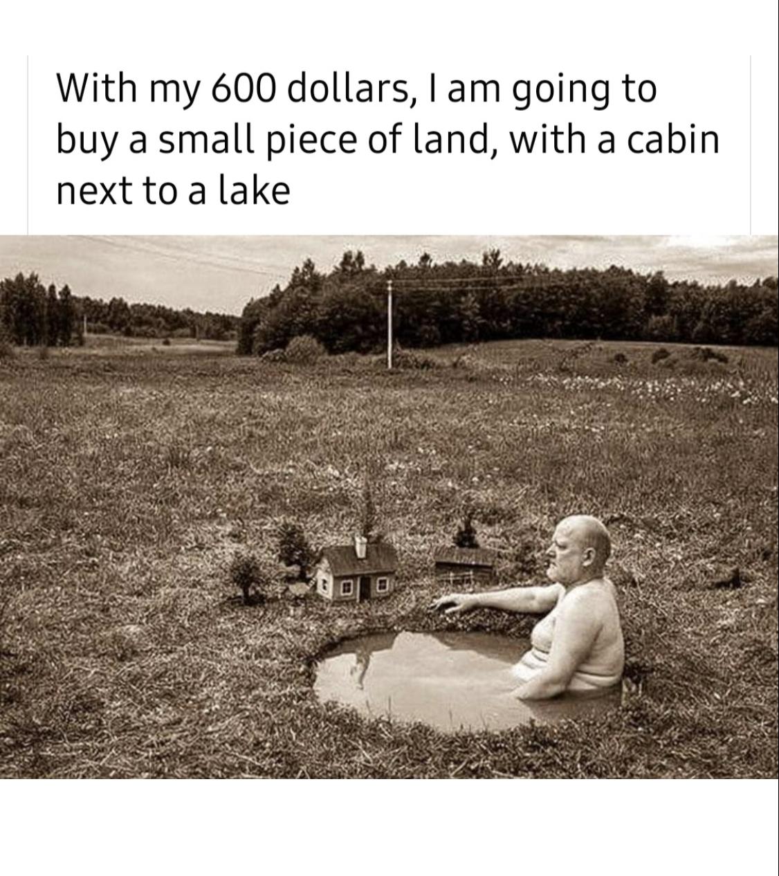 Everyone's Dream Property